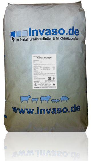Invaso Mineralfutter für die Bullenmast, mit Lebendhefe